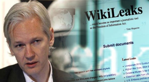 Image result for pictures of Julian Assange and Wikileaks