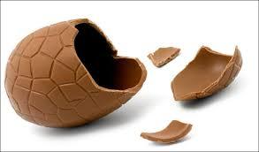 Broken Easter Megg