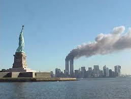 Liberty looks on