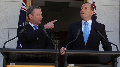 Pynabbott planning the next roller coaster move.