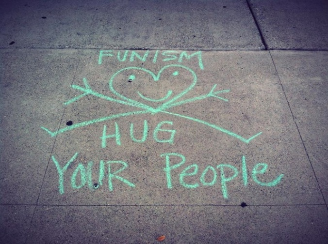 Funism-hug-your-people