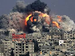 Don't google Gaza images unless you're feeling super duper stoic.
