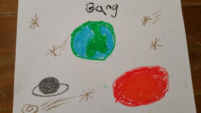 Big Bang By Bess Bignell (alliteration rools)